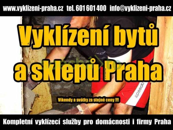 Vyklízení bytů - vyklízení sklepů Praha, foto 1 Dům a zahrada, Dílna | spěcháto.cz - bazar, inzerce zdarma