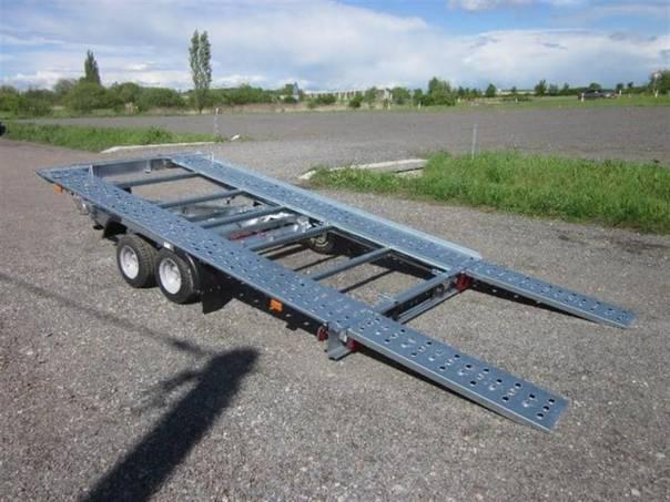 AF 2,7t 4,00/2,005, foto 1 Užitkové a nákladní vozy, Přívěsy a návěsy | spěcháto.cz - bazar, inzerce zdarma