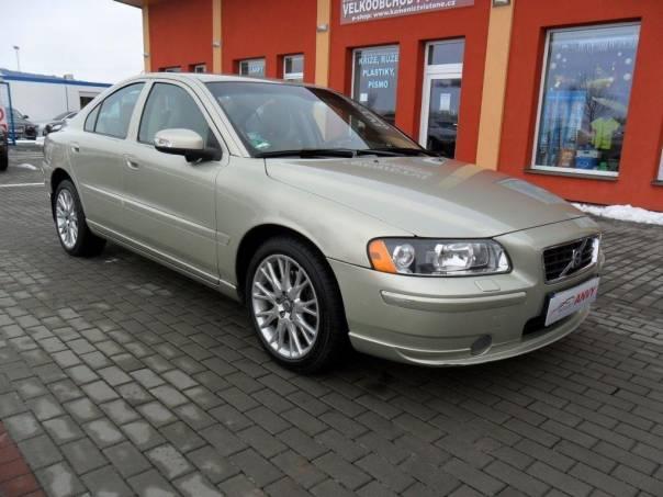 Volvo S60 2,5T 4AWD SUMMUM, KŮŽE, PRVNÍ MAJIT, foto 1 Auto – moto , Automobily | spěcháto.cz - bazar, inzerce zdarma