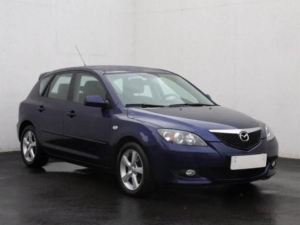 Mazda 3  1.6 D, Serv.kniha, +sada kol, foto 1 Auto – moto , Automobily | spěcháto.cz - bazar, inzerce zdarma