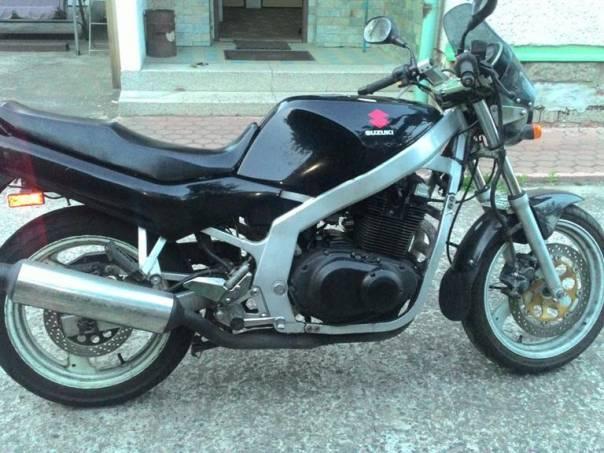Suzuki GS GS500, foto 1 Auto – moto , Motocykly a čtyřkolky | spěcháto.cz - bazar, inzerce zdarma