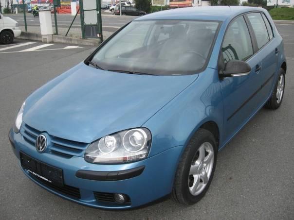 Volkswagen Golf 1.9 TDi 4Motion Trendline, foto 1 Auto – moto , Automobily | spěcháto.cz - bazar, inzerce zdarma