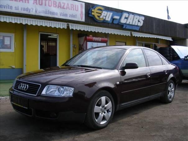 Audi A6 2,5 TDi,4x4,  MANUÁLNÍ PŘEVODO, foto 1 Auto – moto , Automobily | spěcháto.cz - bazar, inzerce zdarma