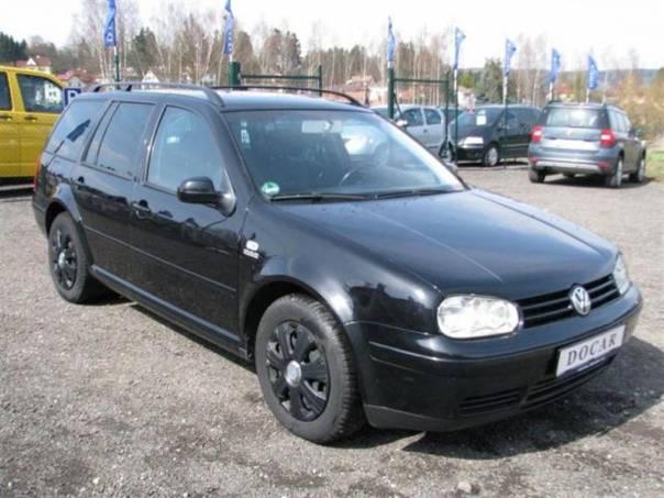 Volkswagen Golf 2.0i Variant Pacific, TOP stav, foto 1 Auto – moto , Automobily | spěcháto.cz - bazar, inzerce zdarma