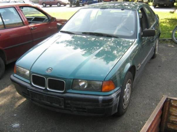 BMW Řada 3 318, E 36, foto 1 Náhradní díly a příslušenství, Osobní vozy | spěcháto.cz - bazar, inzerce zdarma