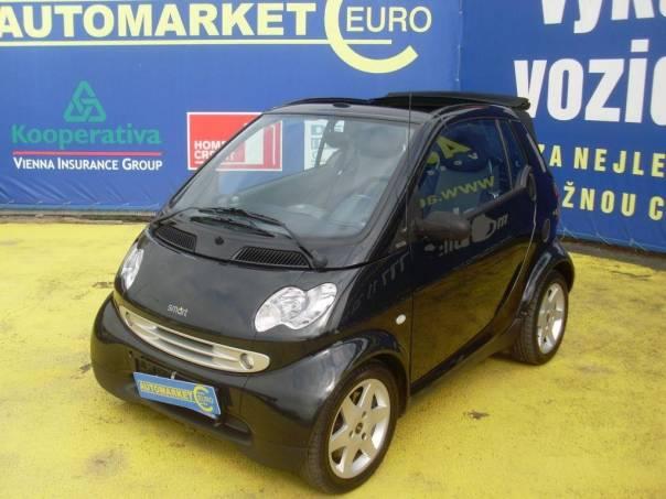 Smart Forfour 0.6i 45KW Cabrio, foto 1 Auto – moto , Automobily | spěcháto.cz - bazar, inzerce zdarma