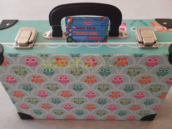 Školní kufřík, foto 1 Pro děti, Školní potřeby  | spěcháto.cz - bazar, inzerce zdarma