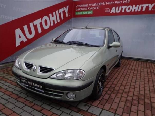 Renault Mégane 1.6 16V, Klimatizace, foto 1 Auto – moto , Automobily | spěcháto.cz - bazar, inzerce zdarma