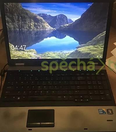 NOTEBOOK HP ProBook 6550b i5-M450, foto 1 PC, tablety a příslušenství , Notebooky | spěcháto.cz - bazar, inzerce zdarma