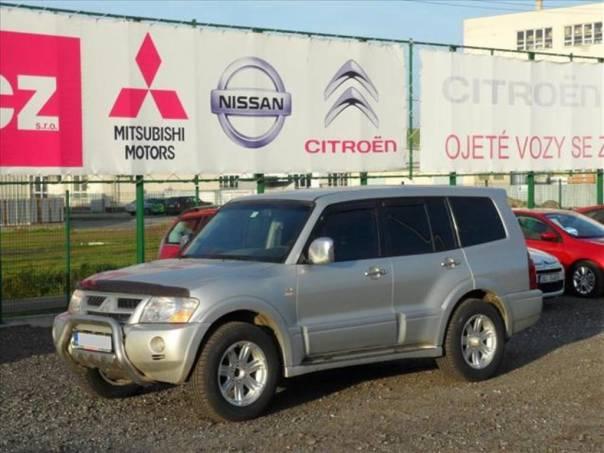 Mitsubishi Pajero 3,2 DI-D, foto 1 Auto – moto , Automobily | spěcháto.cz - bazar, inzerce zdarma