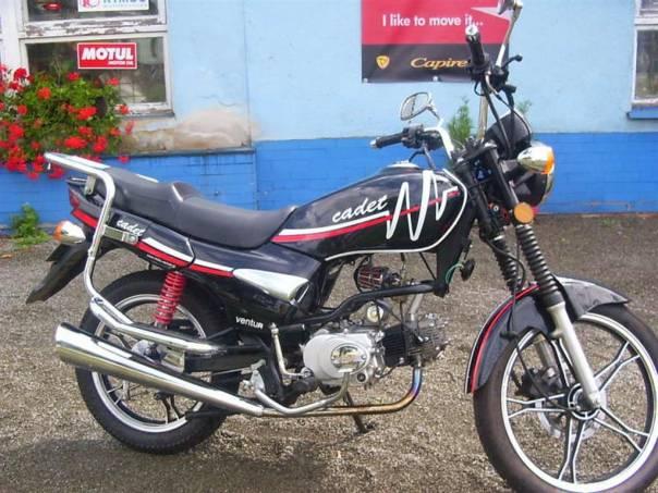 Yamasaki  YAMASAKI CADET, foto 1 Auto – moto , Motocykly a čtyřkolky | spěcháto.cz - bazar, inzerce zdarma
