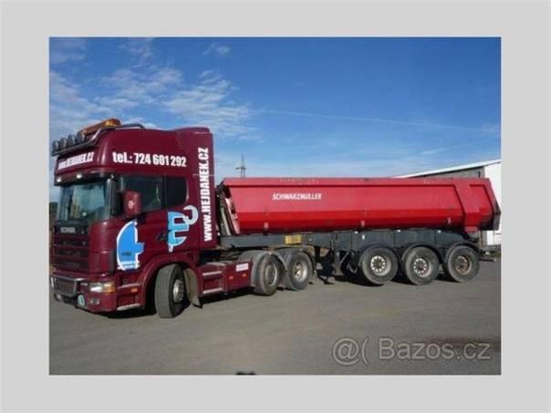 R 580/V8 6X2 HYDR.+SKLÁPĚCÍ NÁ, foto 1 Užitkové a nákladní vozy, Nad 7,5 t | spěcháto.cz - bazar, inzerce zdarma