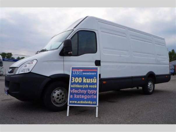 Iveco Daily 35S11 Maxi, foto 1 Užitkové a nákladní vozy, Do 7,5 t | spěcháto.cz - bazar, inzerce zdarma