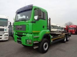 MAN  TGA 26.430 6x6 HNK , Užitkové a nákladní vozy, Nad 7,5 t  | spěcháto.cz - bazar, inzerce zdarma