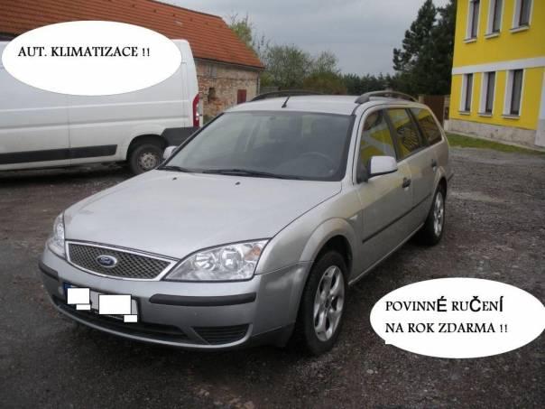 Ford Mondeo 2.0 TDCi Ambiente, foto 1 Auto – moto , Automobily | spěcháto.cz - bazar, inzerce zdarma