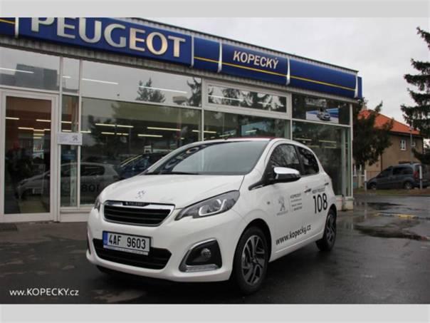 Peugeot  5P ALLURE 1.2 PureTech 82k M5 TOP, foto 1 Auto – moto , Automobily | spěcháto.cz - bazar, inzerce zdarma