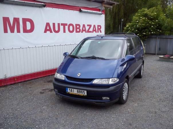 Renault Grand Espace 2.2dCi, foto 1 Auto – moto , Automobily | spěcháto.cz - bazar, inzerce zdarma