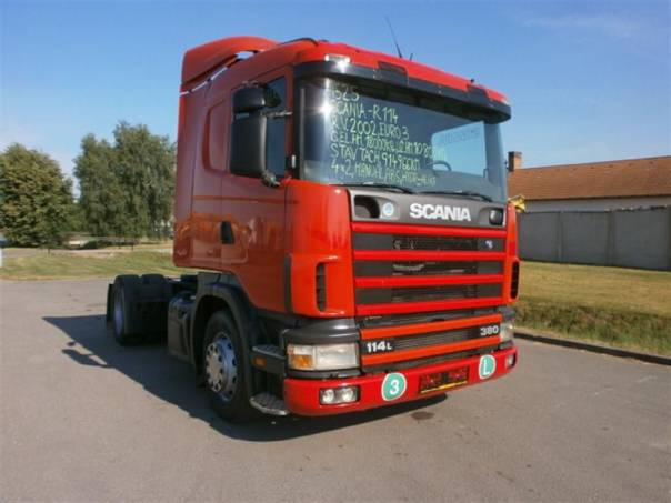 R 114 LA (ID 9525), foto 1 Užitkové a nákladní vozy, Nad 7,5 t | spěcháto.cz - bazar, inzerce zdarma