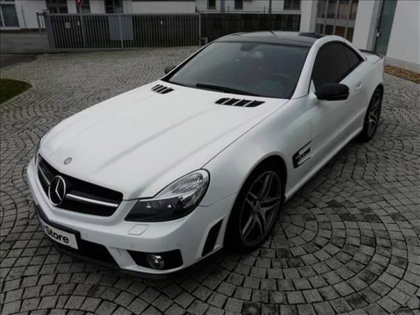 Mercedes-Benz Třída SL 6,3 63 AMG, foto 1 Auto – moto , Automobily | spěcháto.cz - bazar, inzerce zdarma