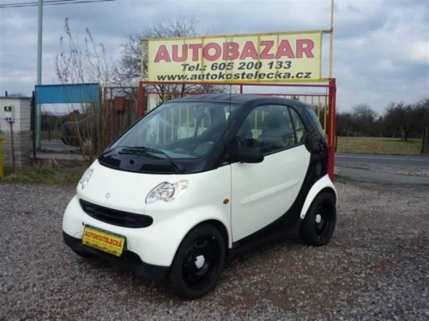 Smart Fortwo 0,7i Automat Klima, foto 1 Auto – moto , Automobily | spěcháto.cz - bazar, inzerce zdarma