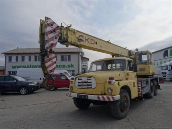148 AD 160 ČKD 6x6 žeriav >vin 107, foto 1 Užitkové a nákladní vozy, Nad 7,5 t | spěcháto.cz - bazar, inzerce zdarma