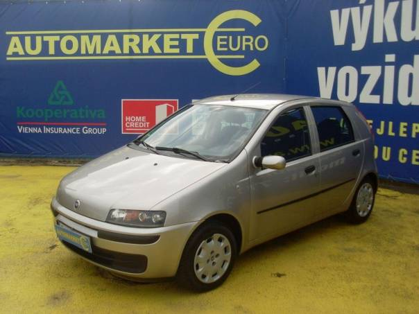 Fiat Punto 1.2 16V 59KW, foto 1 Auto – moto , Automobily | spěcháto.cz - bazar, inzerce zdarma