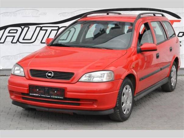 Opel Astra 1.6i COMFORT*klima*centrál*ABS, foto 1 Auto – moto , Automobily | spěcháto.cz - bazar, inzerce zdarma