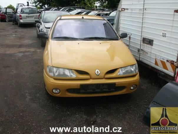 Renault Mégane 1,6, foto 1 Náhradní díly a příslušenství, Ostatní | spěcháto.cz - bazar, inzerce zdarma