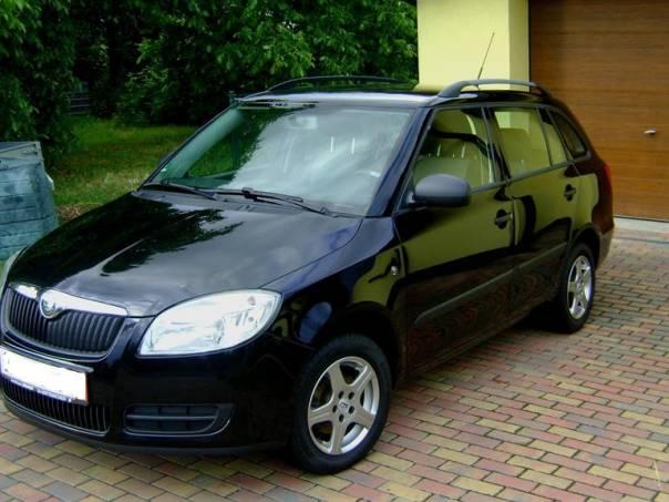 Škoda Fabia 1,4 16V-63kw, foto 1 Auto – moto , Automobily | spěcháto.cz - bazar, inzerce zdarma