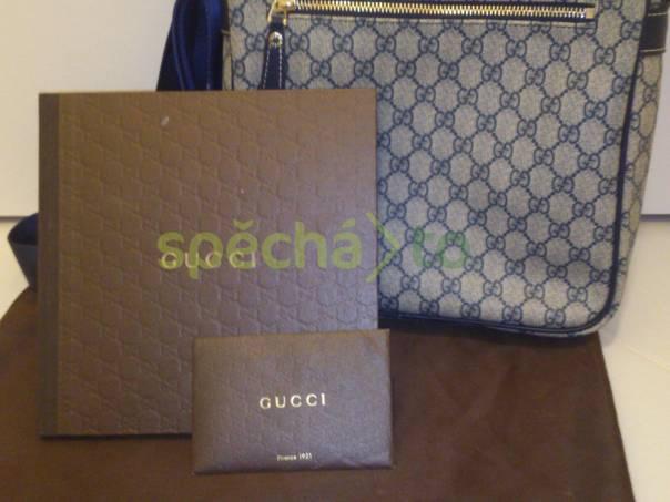 66e99941fa Originál Gucci taška -messenger
