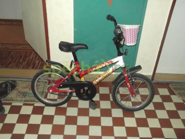 Prodám dívčí kolo cca 4-8 let, foto 1 Pro děti, Dětské oblečení  | spěcháto.cz - bazar, inzerce zdarma