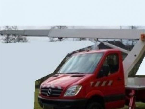 Mercedes-Benz Sprinter 311 22m EUR4 teleskop, foto 1 Užitkové a nákladní vozy, Do 7,5 t | spěcháto.cz - bazar, inzerce zdarma