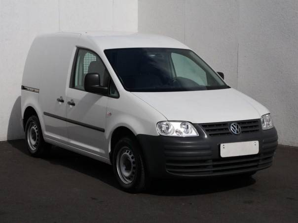 Volkswagen Caddy  1.9 TDi, klima, tempomat, foto 1 Užitkové a nákladní vozy, Do 7,5 t | spěcháto.cz - bazar, inzerce zdarma