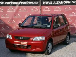 Mazda Demio 1.3i 46kW Klima Euro 3 Servo