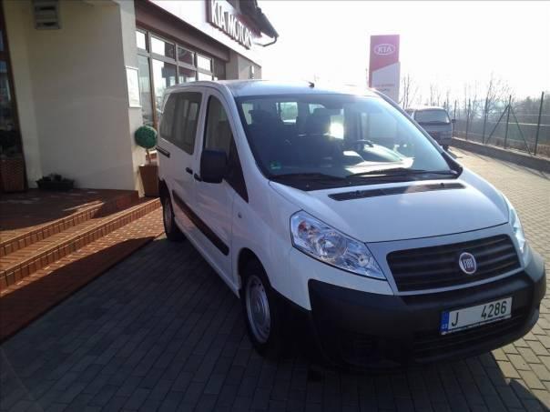 Fiat Scudo 2.0 , 9 míst, TOP STAV, foto 1 Auto – moto , Automobily | spěcháto.cz - bazar, inzerce zdarma