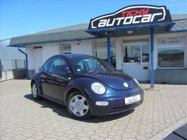 Volkswagen New Beetle 1.6 Klima, ESP, serviska  High, foto 1 Auto – moto , Automobily | spěcháto.cz - bazar, inzerce zdarma