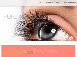 Rekvalifikační kurz Prodlužování řas Praha , Obchod a služby, Kurzy a školení  | spěcháto.cz - bazar, inzerce zdarma
