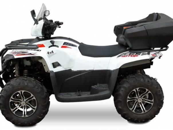 Access Motor  MAX 750i 4x4 LT FOREST SPZ White, foto 1 Auto – moto , Motocykly a čtyřkolky | spěcháto.cz - bazar, inzerce zdarma