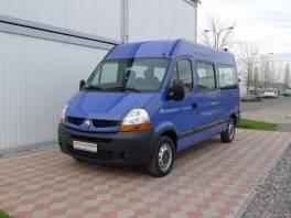 Renault Master 2,5 DCI 9míst+Klima L2H2 Maxi Akce , Užitkové a nákladní vozy, Autobusy  | spěcháto.cz - bazar, inzerce zdarma