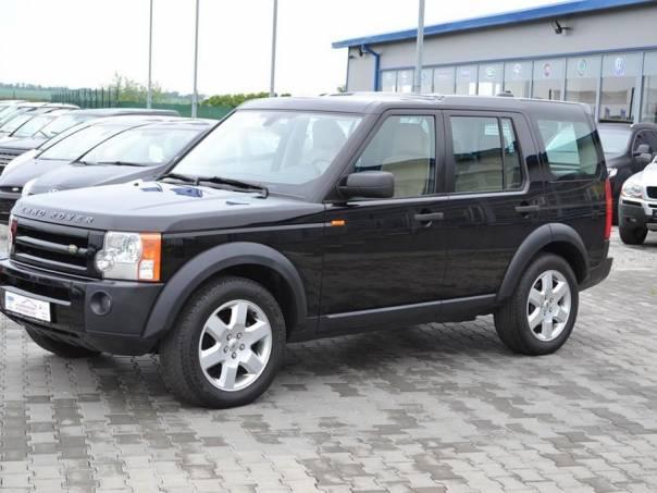 Land Rover Discovery 2,7 III 2,7TDV6 *HSE*KŮŽE*NAVI*, foto 1 Auto – moto , Automobily | spěcháto.cz - bazar, inzerce zdarma