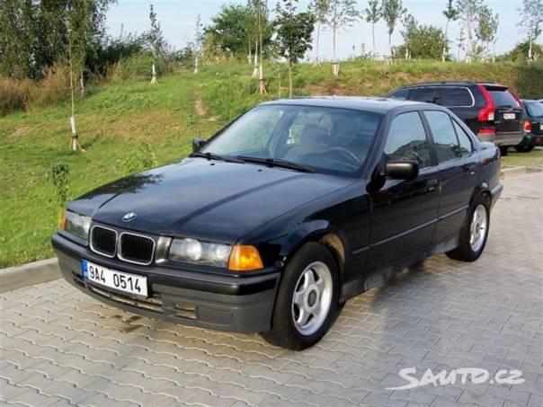 BMW Řada 3 316i e36, foto 1 Auto – moto , Automobily | spěcháto.cz - bazar, inzerce zdarma