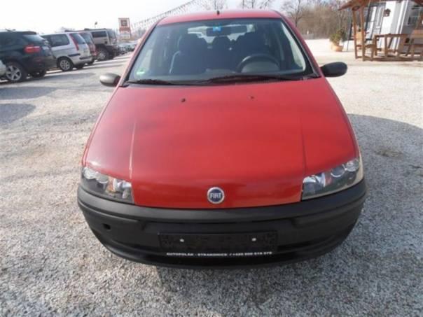 Fiat Punto 1.2  44 kW, foto 1 Auto – moto , Automobily | spěcháto.cz - bazar, inzerce zdarma