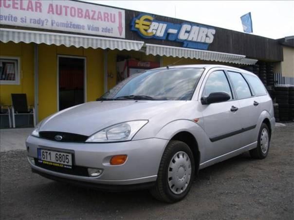 Ford Focus 1,8 TDDi,  KLIMA,TAŽNÉ ZAŘÍZEN, foto 1 Auto – moto , Automobily | spěcháto.cz - bazar, inzerce zdarma
