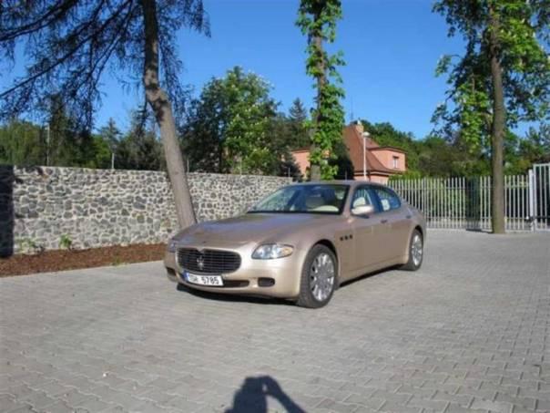 Maserati Quattroporte , foto 1 Auto – moto , Automobily | spěcháto.cz - bazar, inzerce zdarma
