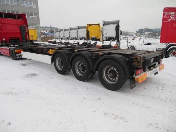 Krone  , foto 1 Užitkové a nákladní vozy, Přívěsy a návěsy | spěcháto.cz - bazar, inzerce zdarma