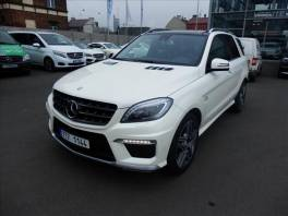 Mercedes-Benz  5,5 ML 63 AMG 4M Performance , Auto – moto , Automobily  | spěcháto.cz - bazar, inzerce zdarma