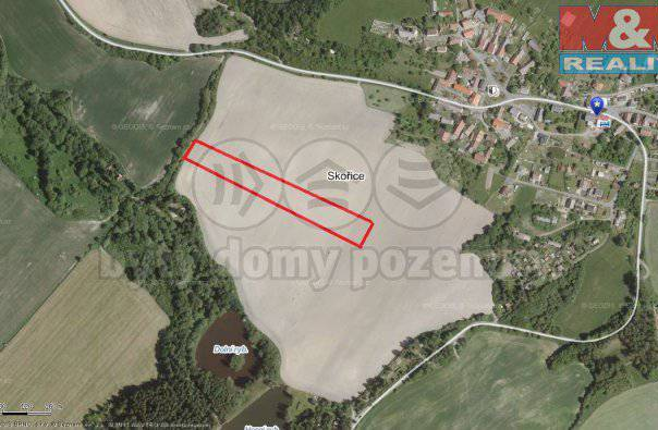 Prodej pozemku, Skořice, foto 1 Reality, Pozemky | spěcháto.cz - bazar, inzerce