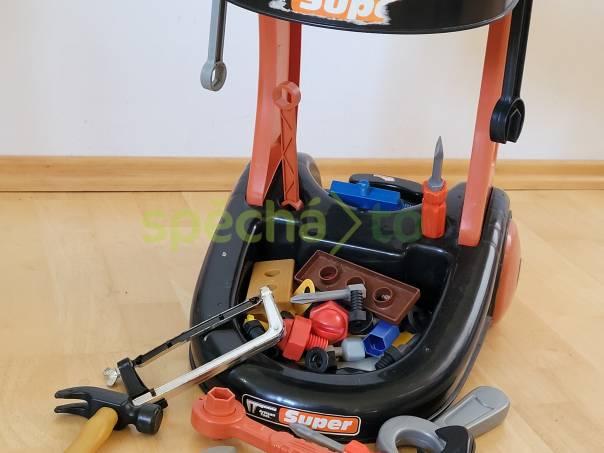 Prodám plastový pracovní stolek – ponk, foto 1 Pro děti, Hračky | spěcháto.cz - bazar, inzerce zdarma