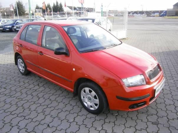 Škoda Fabia 1.2  1.majitel,CZ,serviska, foto 1 Auto – moto , Automobily | spěcháto.cz - bazar, inzerce zdarma