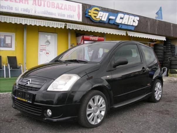 Citroën C2 1,6   VTS,125 PS,DIGIKLIMA, foto 1 Auto – moto , Automobily | spěcháto.cz - bazar, inzerce zdarma